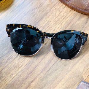 FREE PEOPLE: tortoise shell, sunglasses